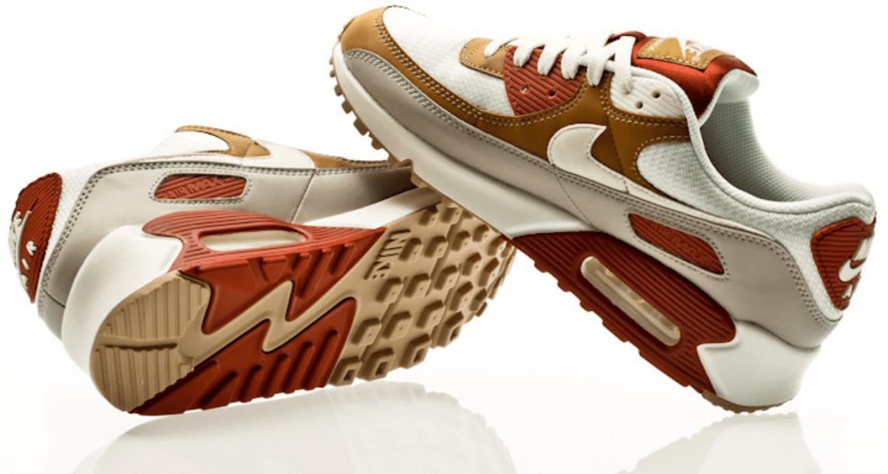 Sfeerfoto - Nike schoenen